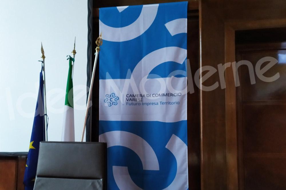 bandiera Camera Commercio